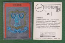 Everton Badge 86